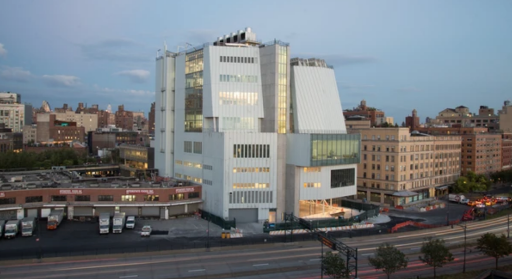 Il Whitney Museum, a New York