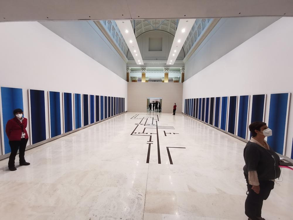 Irma Blank, Quadriennale di Roma 2020