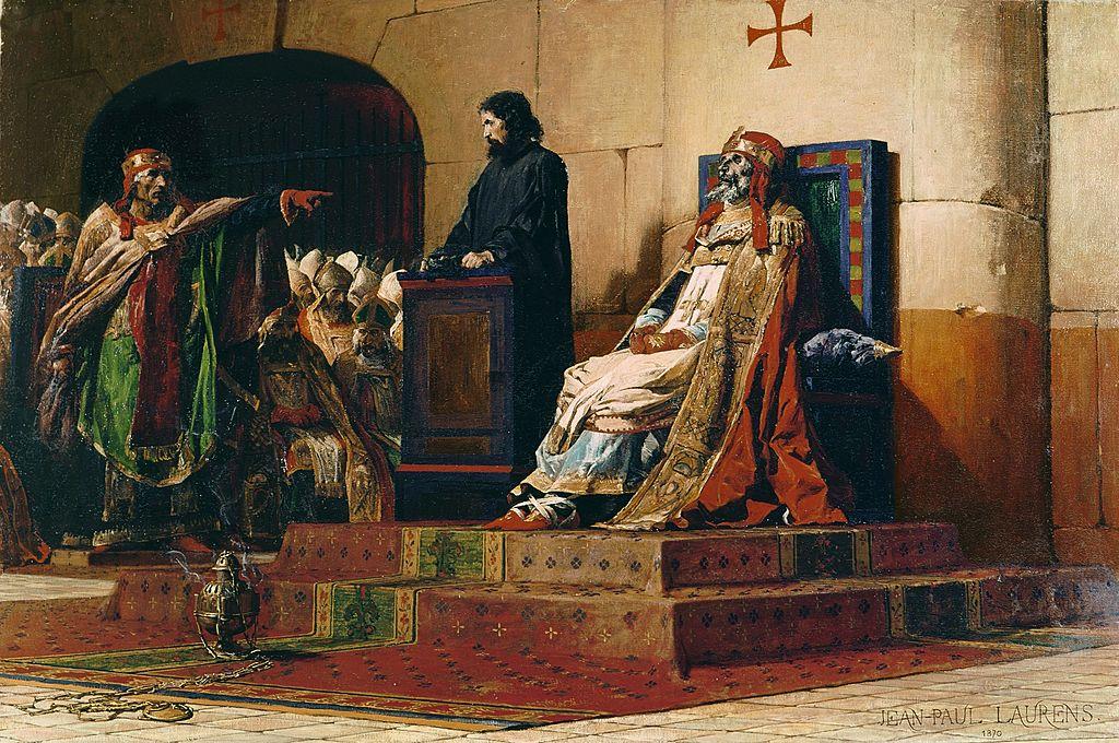 Il Concilio del cadavere: neanche da morto vi è riposo. Uno storico e surreale Processo…