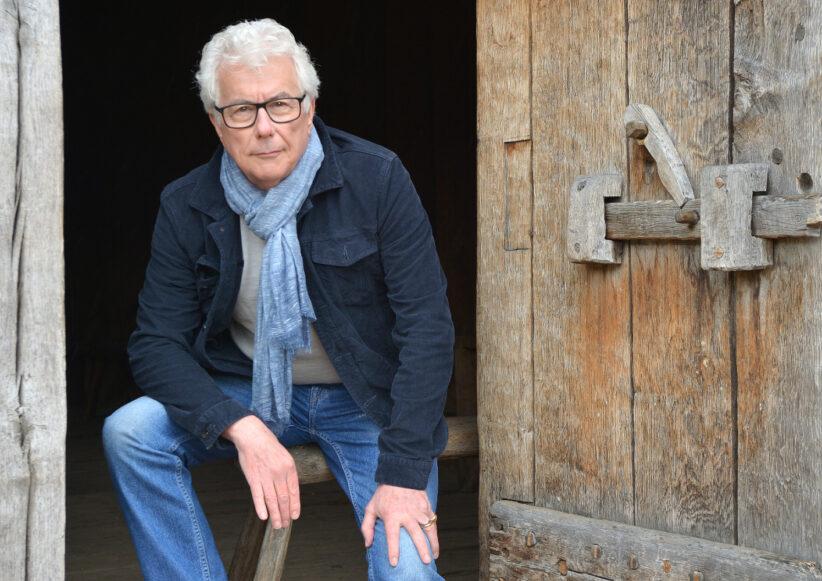 Ken Follett, ph. (c) Oliver Favre (c) West Stow Anglo Saxon Village