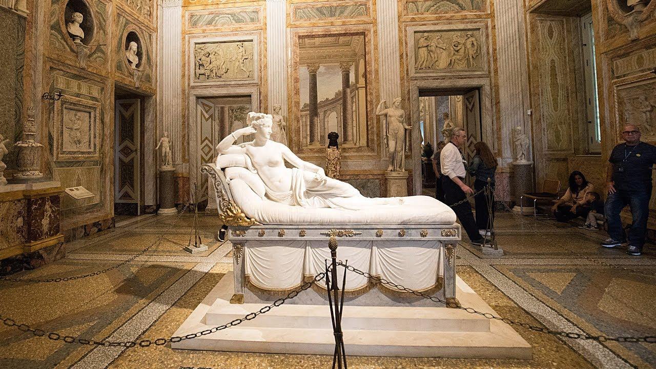 Notte al museo. Tornano le aperture serali della Galleria Borghese di Roma