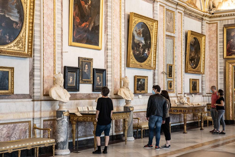 La Galleria Borghese, ph. A. Novelli @Galleria Borghese