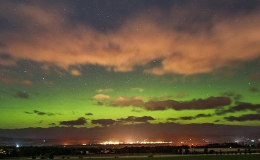 Capolavori della natura. Ecco l'aurora boreale vista in questi giorni nel Nord Europa