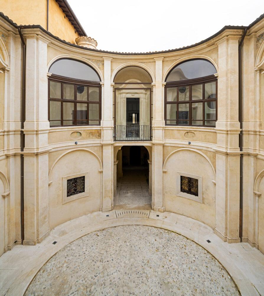 MAXXI L'Aquila, Palazzo Ardinghelli, Art Night, Rai5jpg