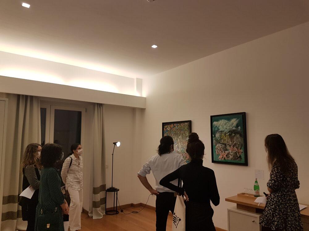 Marco Ercoli, Art Hotel Villa Fiorella, ottobre 2020 (3)