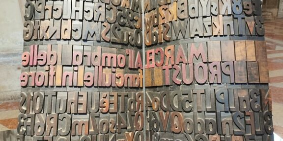 Poetari di Giorgio Milani in mostra a Piacenza