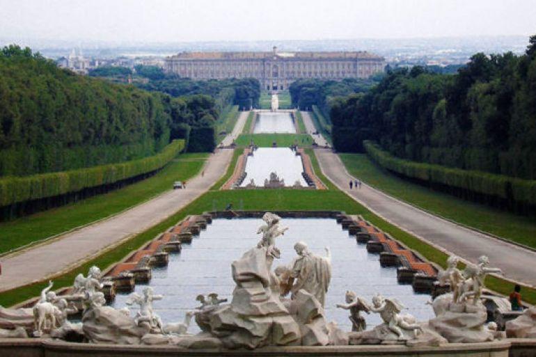 Reggia di Caserta, Musei, Sky Arte