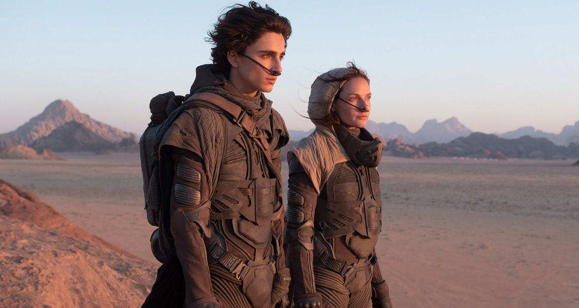 2021: Dune, Matrix 4 e tutti i film Warner Bros contemporaneamente in streaming e al cinema