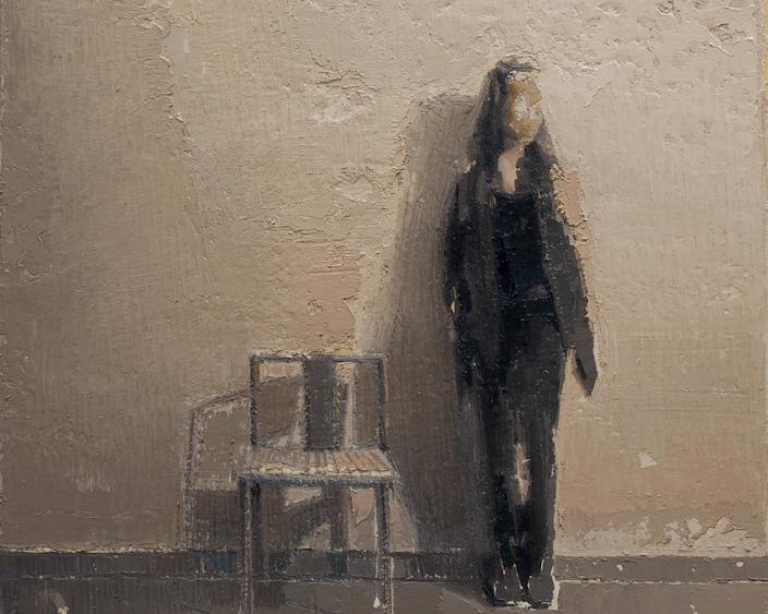 Alfio Giurato è il primo artista di waw!, la 'mostra in fieri' da Federico Rui Arte Contemporanea