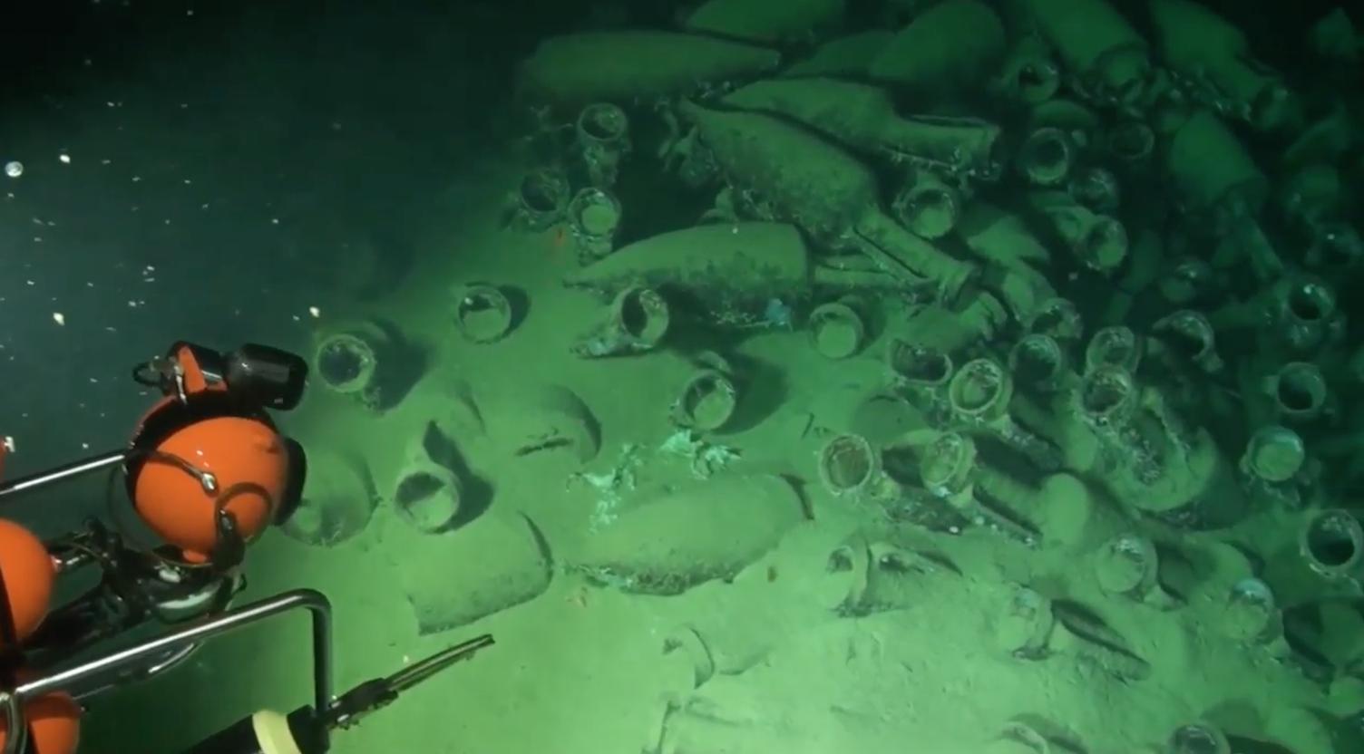 Robot archeologi. Straordinarie scoperte romane nelle acque dell'isola di Pianosa