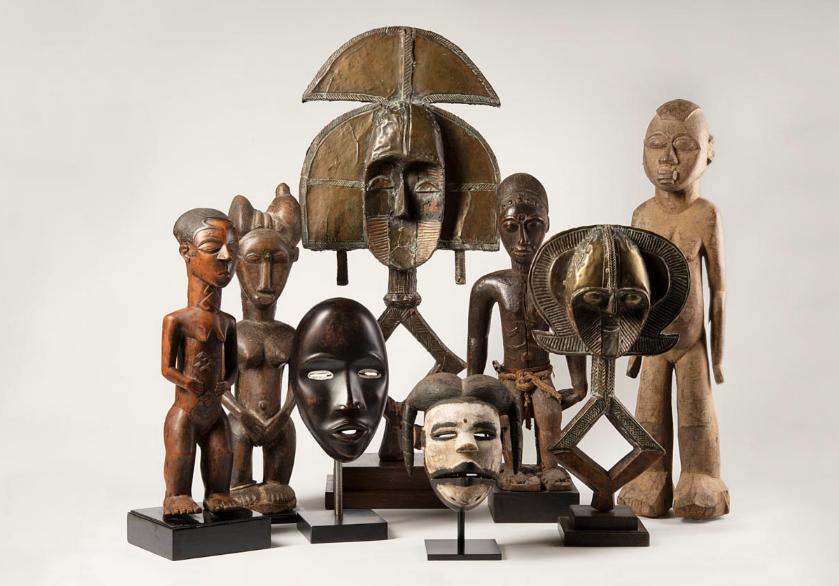 Finarte: in arrivo la prima asta interamente dedicata a opere di arte africana
