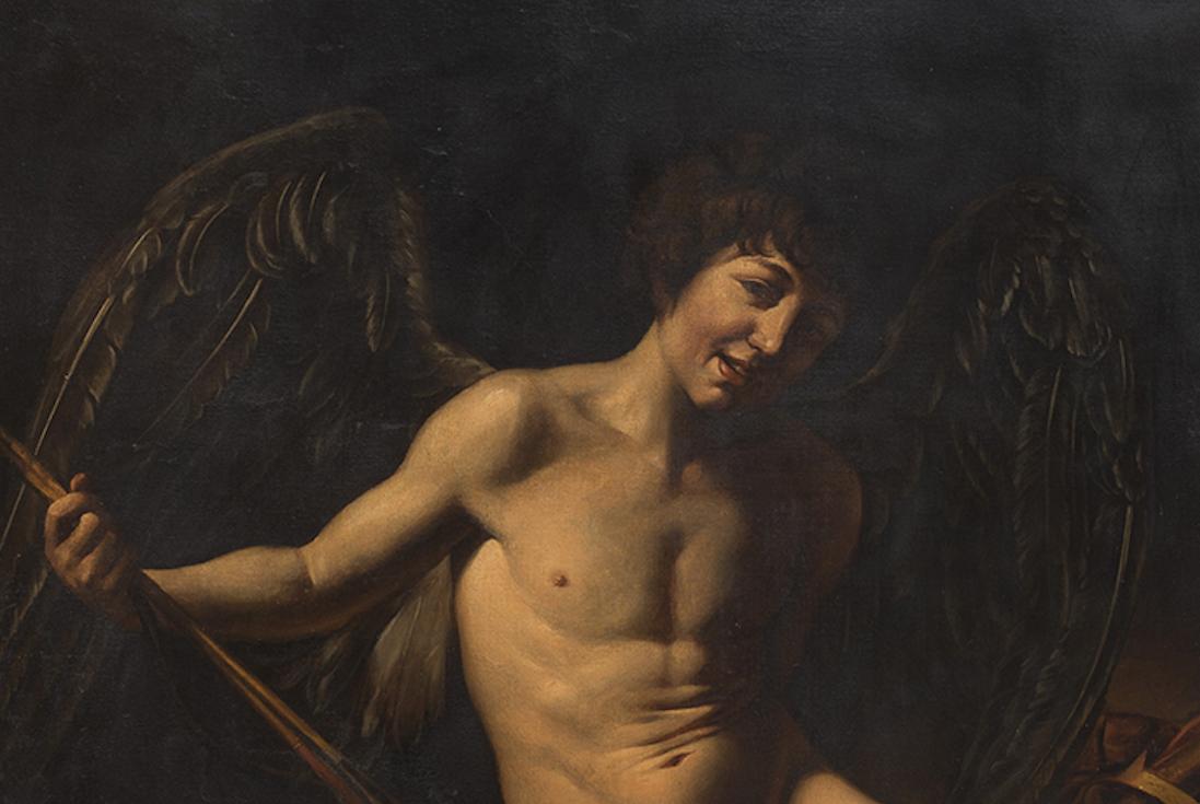 Il trionfo dell'Amor Vincitore: vola a 105 mila da Babuino, oltre 5 volte la stima