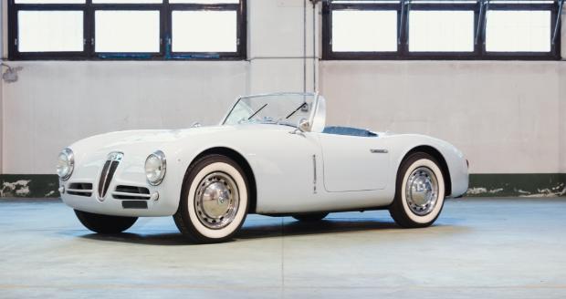La scure della Soprintendenza sull'asta di auto classiche di Bolaffi: salta il top lot