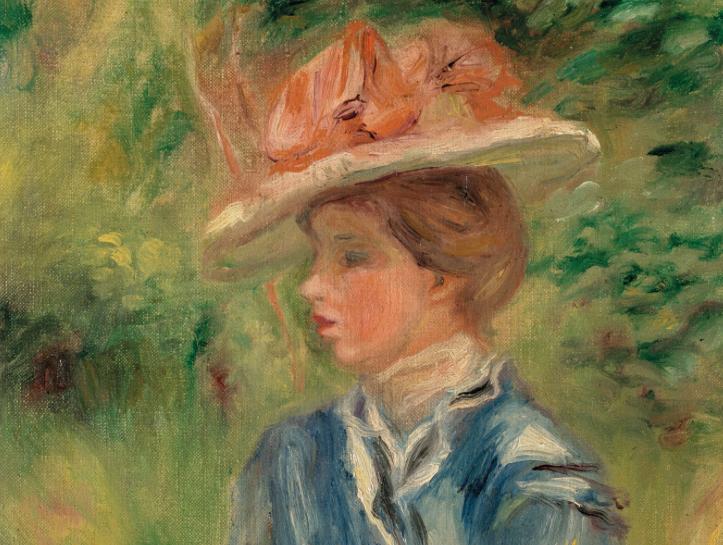 Da Renoir a de Chirico: cinque dipinti in asta da Christie's per l'Istituto Mario Negri