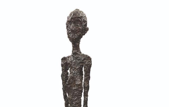Il Giacometti di Ron Perelman in vendita da Sotheby's. Stima oltre 90 milioni