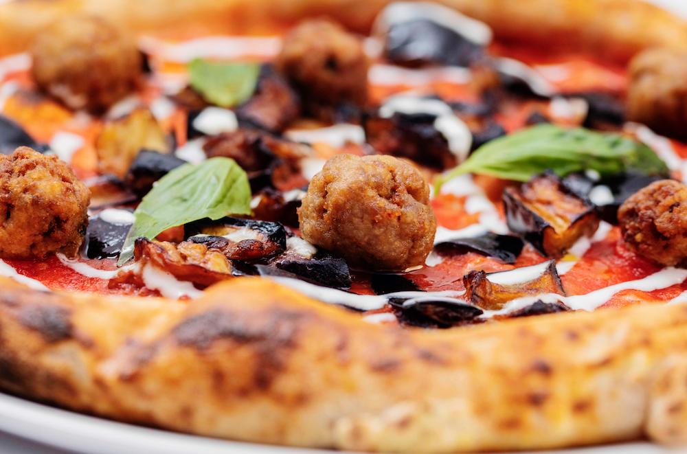 Arrivare fino a Melegnano per una pizza? Si può