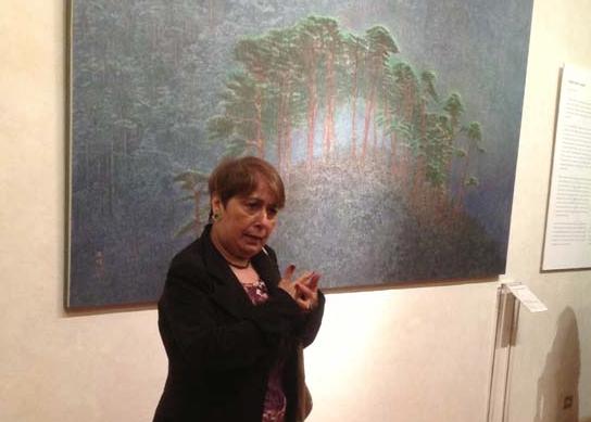 Simonella Condemi nominata nella commissione acquisti della Galleria d'Arte Moderna di Palazzo Pitti