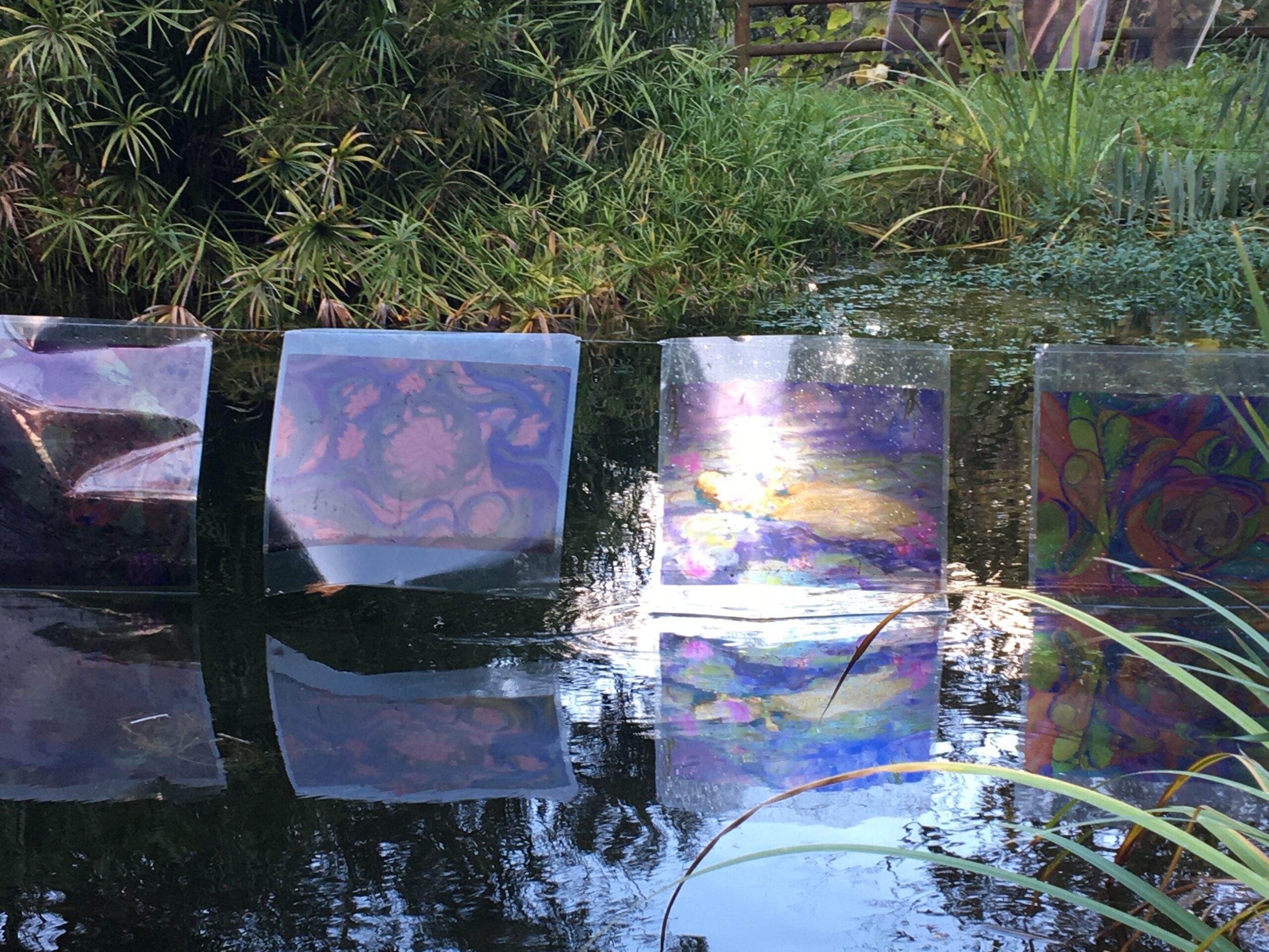 Un'installazione en plein air apre l'Orto Botanico di Roma all'arte contemporanea