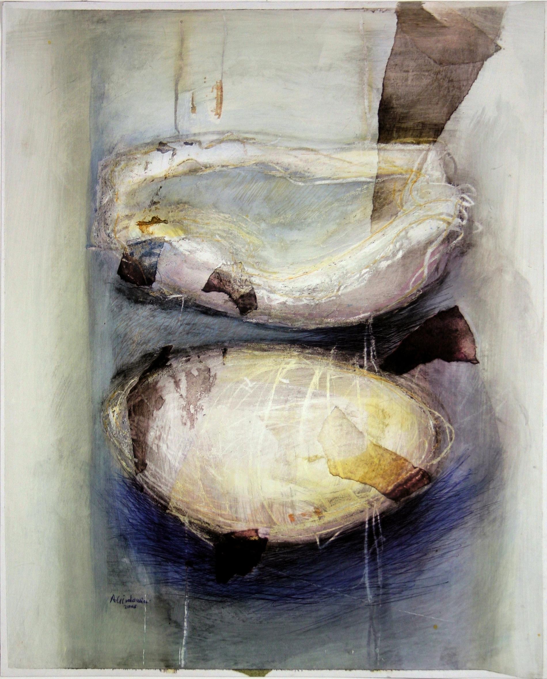 Anna Girolomini in mostra a Bologna con Aere