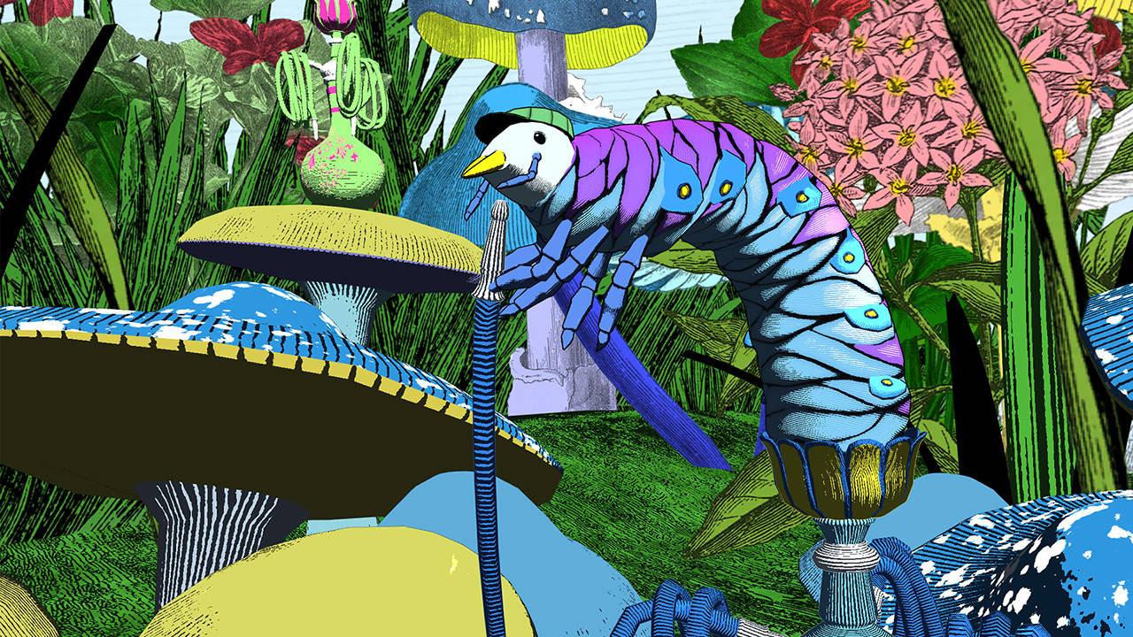Alice nel paese delle meraviglie: una nuova esperienza in realtà virtuale al Victoria and Albert Museum