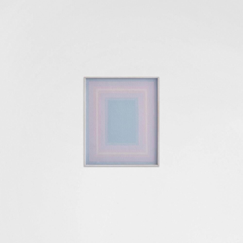 Vincenzo Satta, Senza titolo, 1977, olio su tela, 30x25 cm