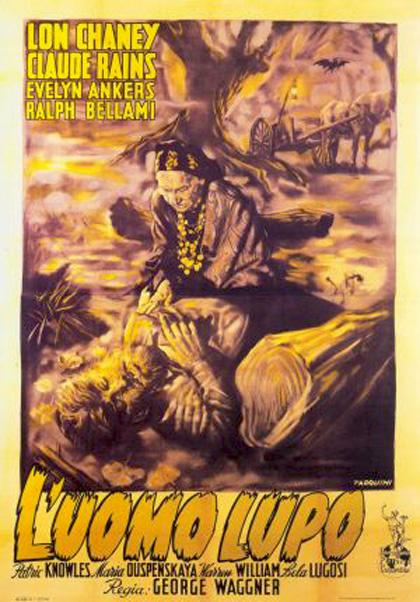 Waggner - L'uomo lupo, 1941