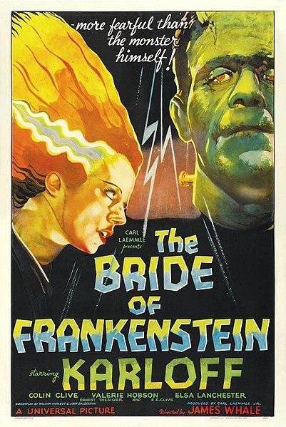Whale - La moglie di Frankenstein, 1935 - Universal Pictures