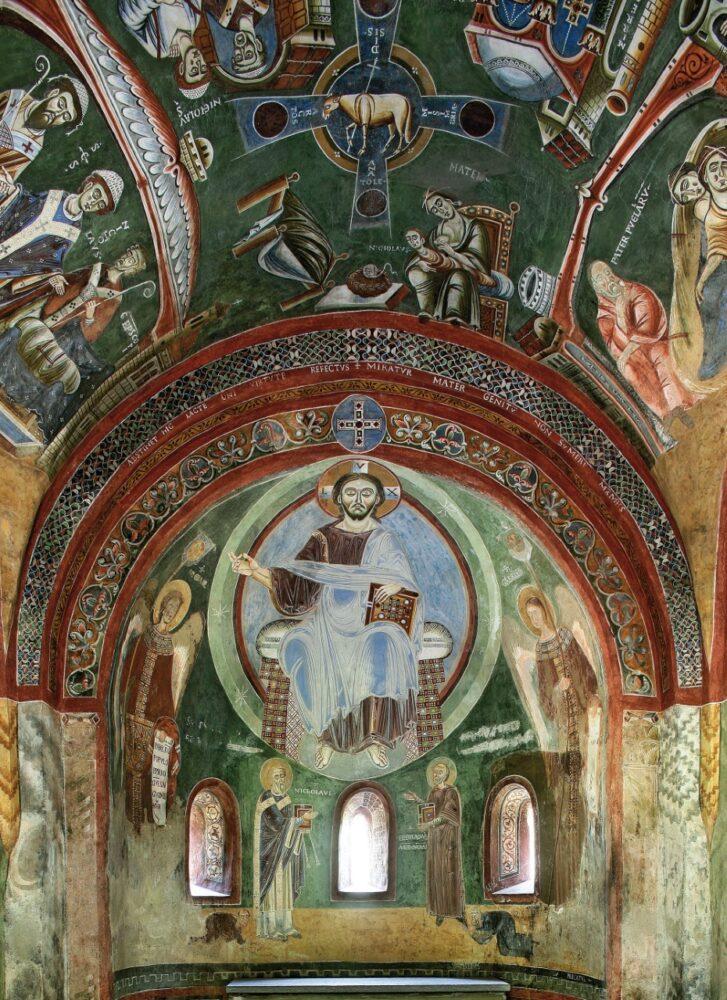 Novalesa (TO), Abbazia dei Santi Pietro e Andrea, Cappella di Sant'Eldrado
