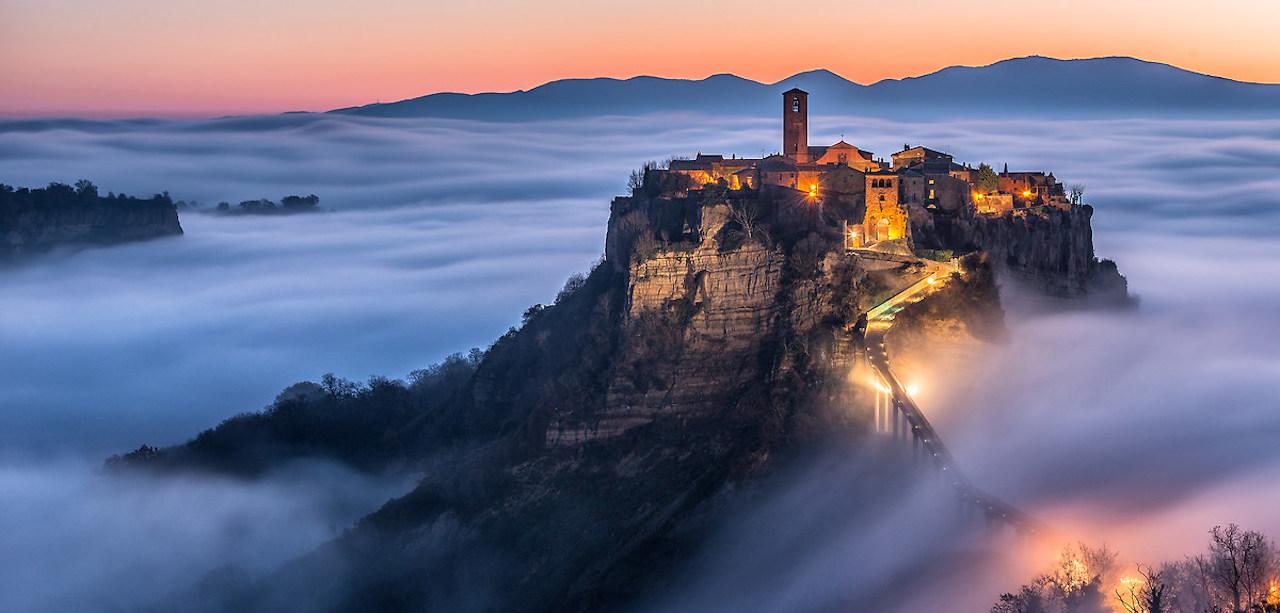 Ripartire dagli splendidi borghi d'Italia per favorire la rinascita culturale del Paese
