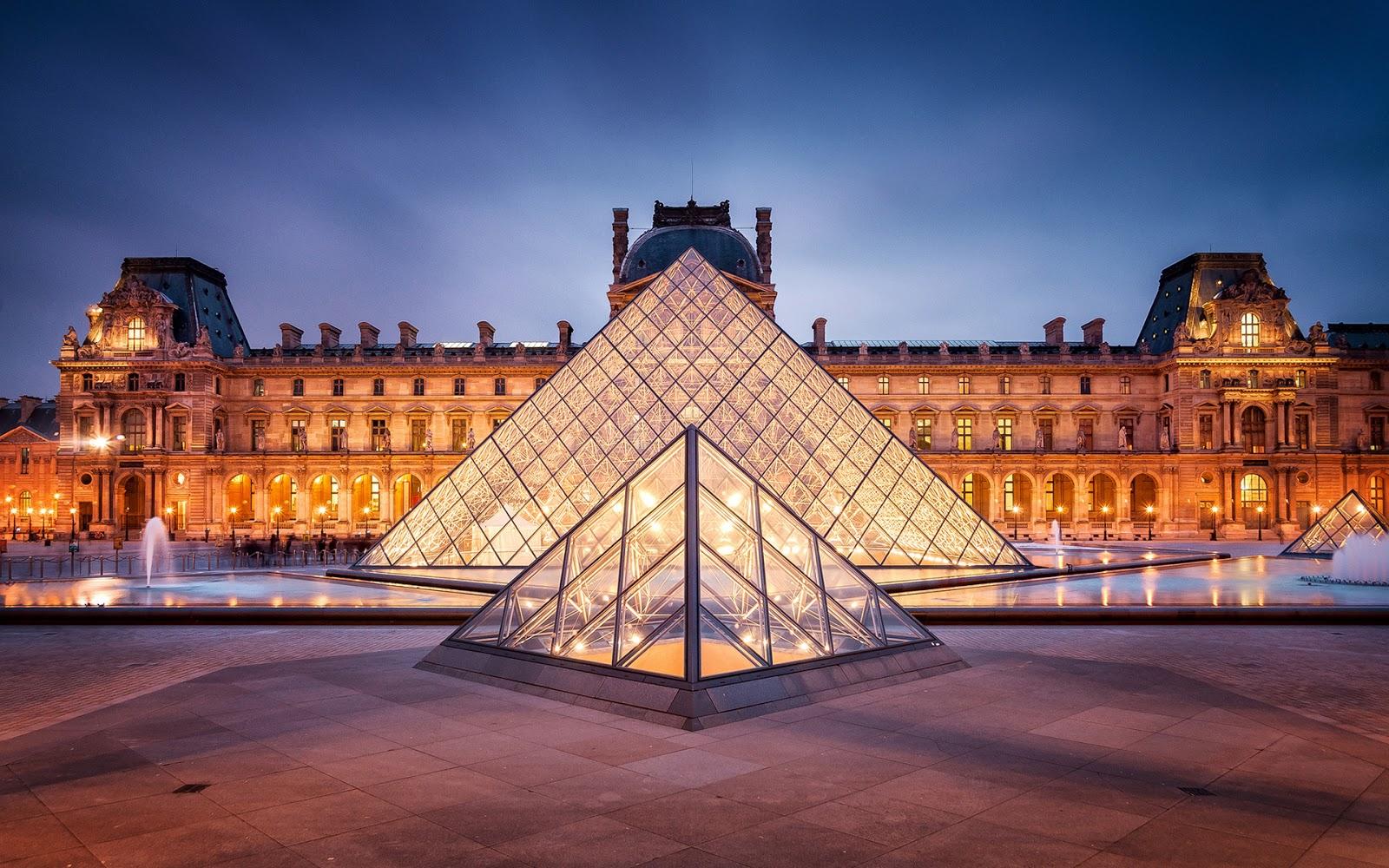 Il Louvre è all'asta. Il miglior offerente si aggiudica una passeggiata sul tetto