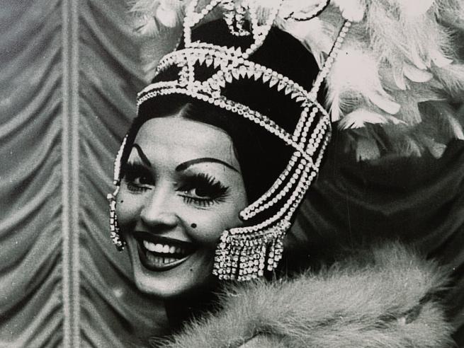 All'asta i gioielli di Moira Orfei, la regina del circo