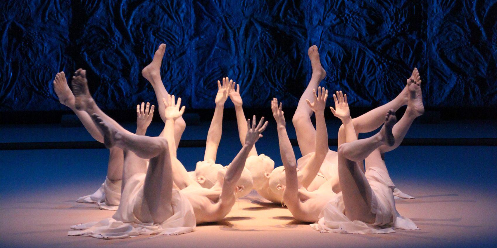 Scioccante e liberatoria: Buto, la danza giapponese delle tenebre