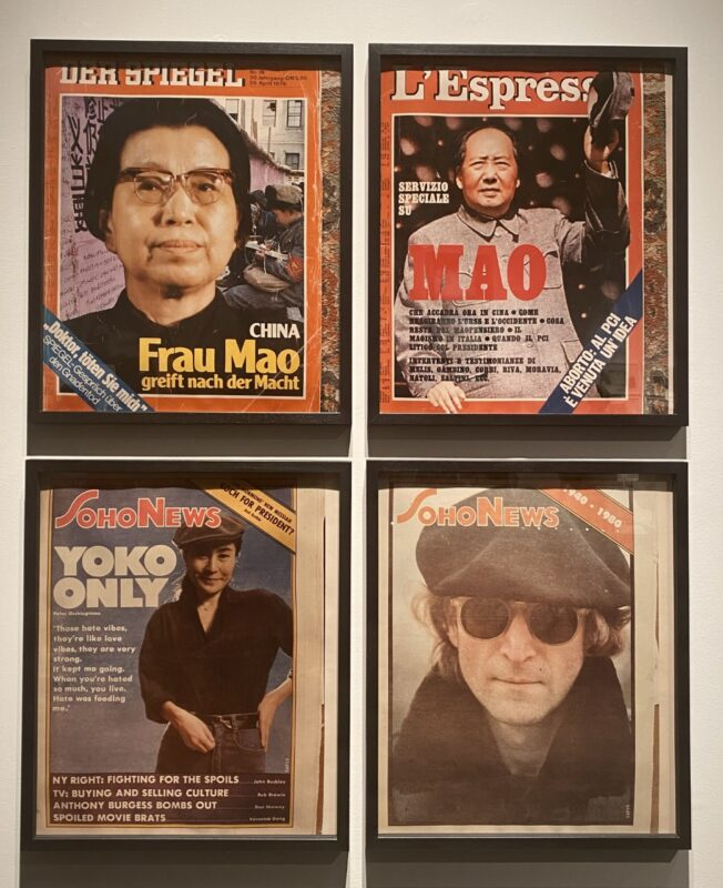 Mao & Lennon