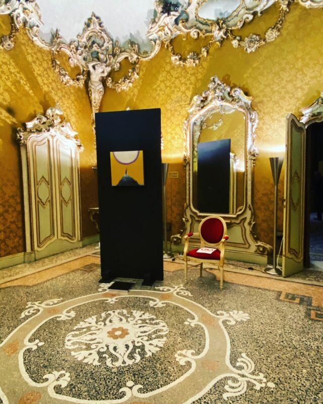 Interni di Villa Tittoni, Così vede Foschi