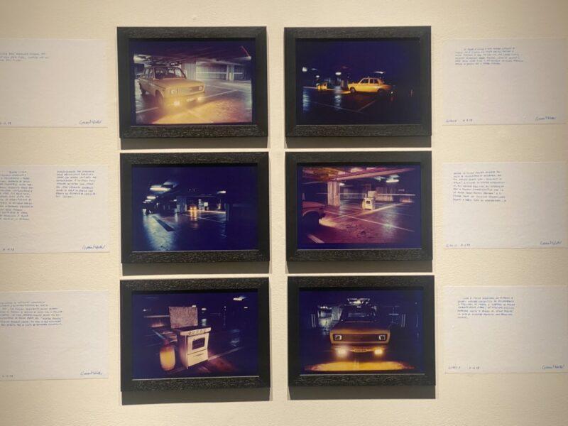 Giallo, 1979 Fotografie a colori recto/verso, Archivio Gianni Melotti
