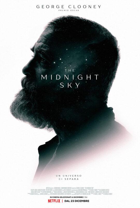 george clooney midnight sky
