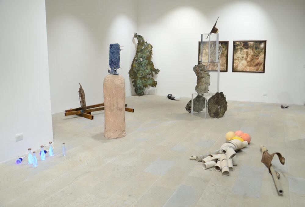 Graziano Folata, DURA MADRE suite, Marina Bastianello Gallery, 2020 - Exhibition View - Courtesy l'artista & Marina Bastianello Gallery, ph. Mangione Simone Studio
