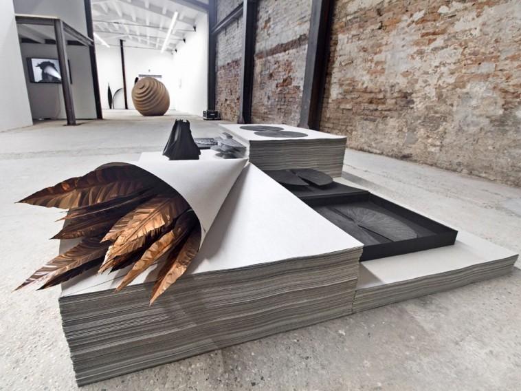 L'arte incontra la tecnica nella mostra Imprese, a Venezia