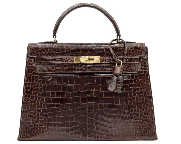 Lotto 25 - Hermès, Kelly 32 borsa vintage. Stima 10.000-15.000 euro