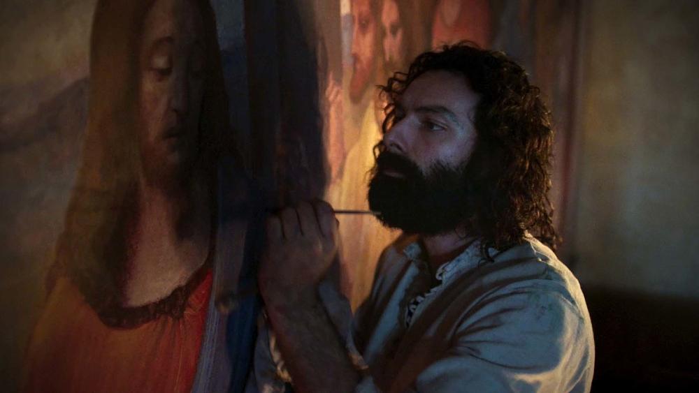 Leonardo da Vinci. Ecco il trailer ufficiale dell'attesa serie tv