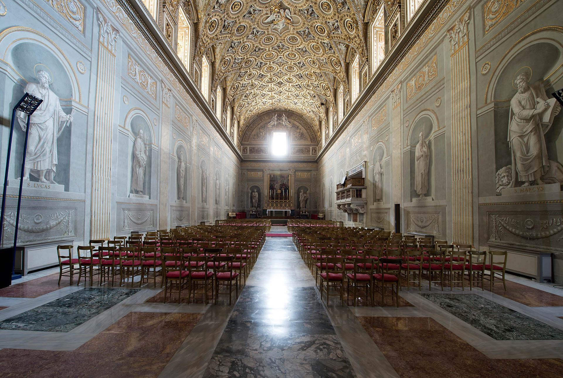 Arte e musica al Quirinale: dalla Cappella Paolina, il concerto del Trio Folk su Radio3