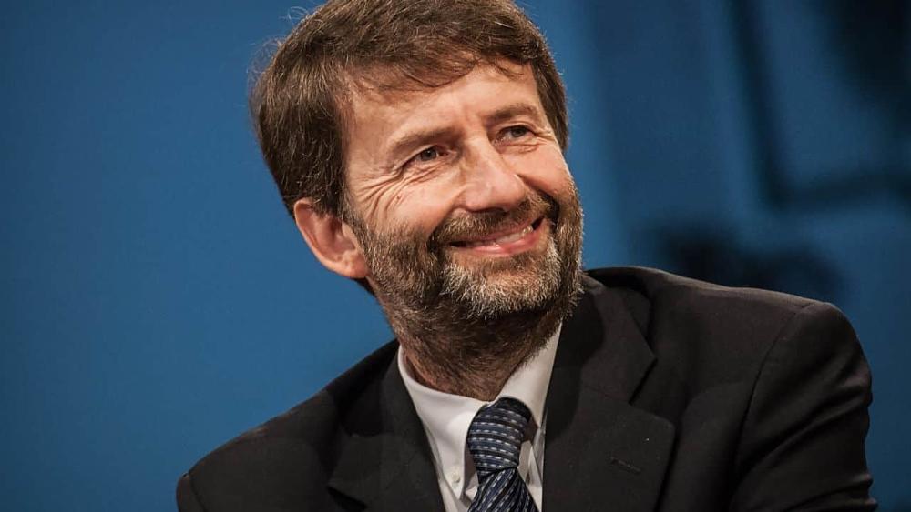In Italia è cruciale l'investimento in cultura. Parole del ministro Franceschini