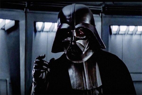 David Prowse come Darth Vader