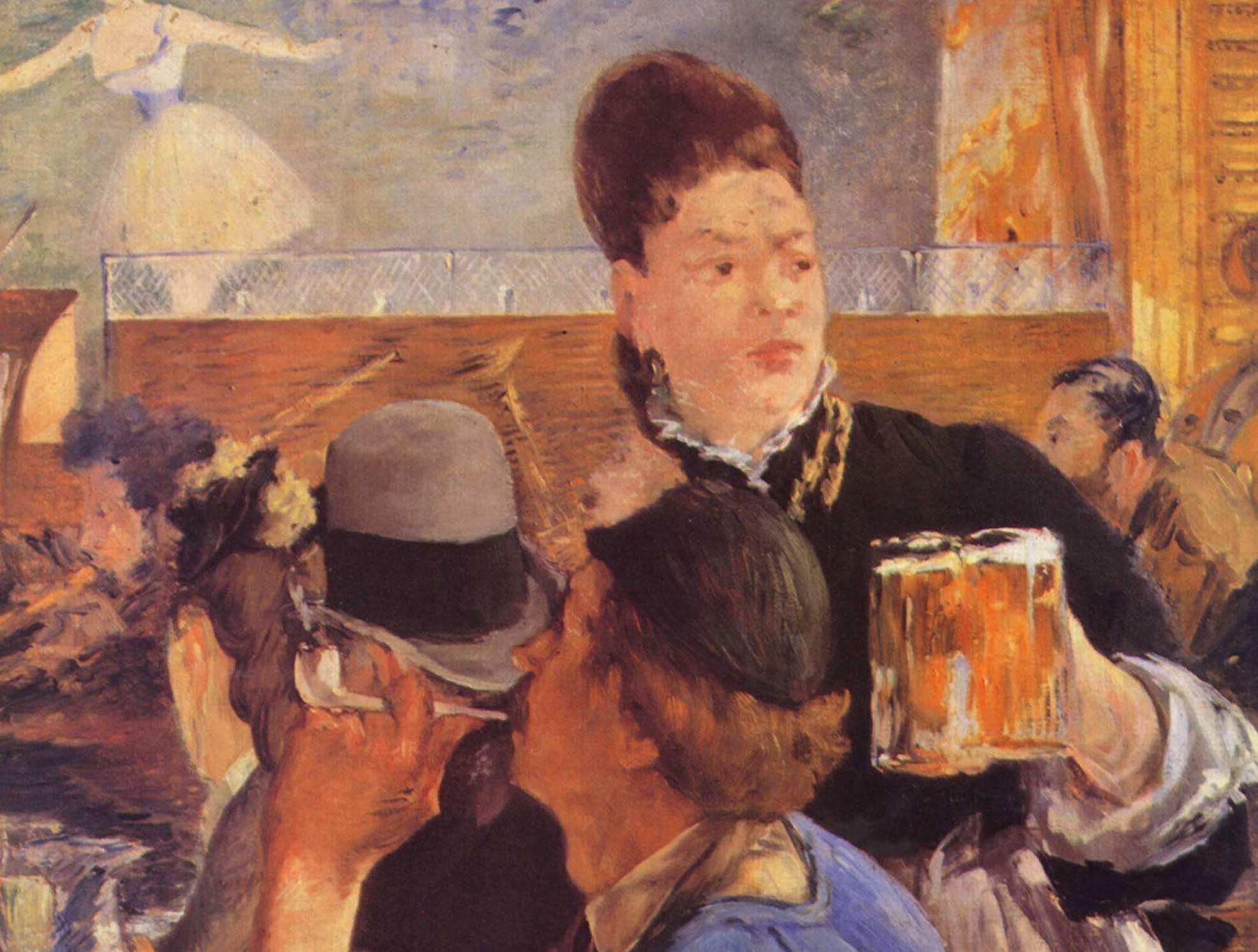 Opere alcoliche. L'alcol in quattro dipinti della National Gallery