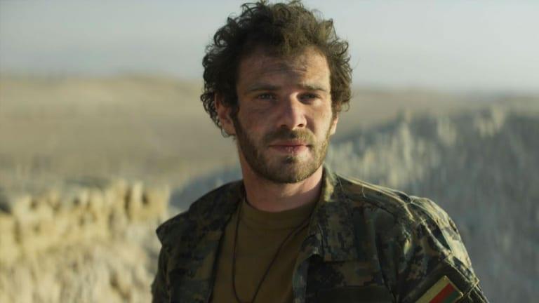 Félix Moati in No Man's Land, Starz