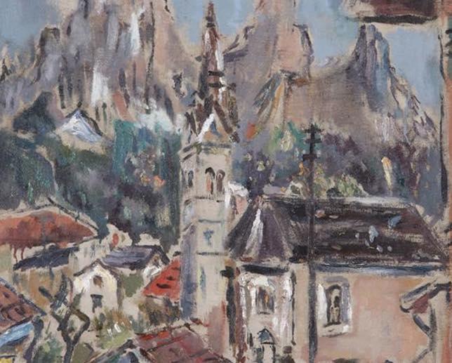 Da Gino Rossi a De Pisis: l'importanza della pittura veneta nell'arte italiana