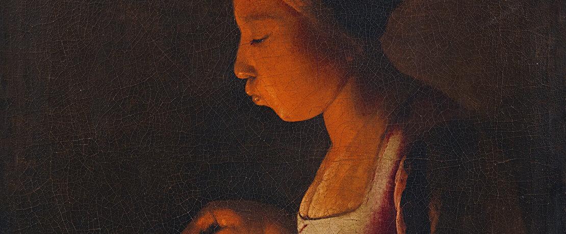 George de La Tour: record a oltre 4 milioni. Il suo notturno illumina l'asta della collezione Bishoff a Colonia