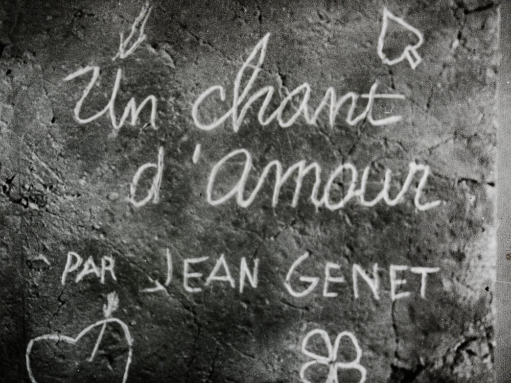 Still from Jean Genet, Un Chant d'Amour, 1950, 25', FR