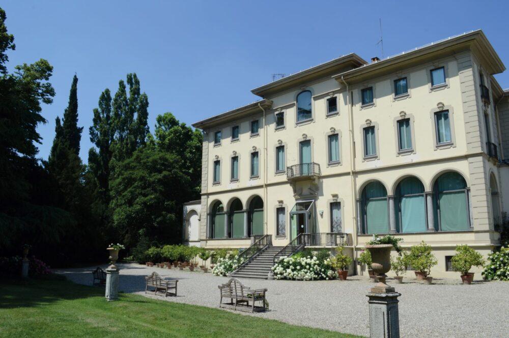 La Villa dei Capolavori sede della Fondazione Magnani-Rocca Credit Archivio Fotografico Fondazione MagnaniRocca