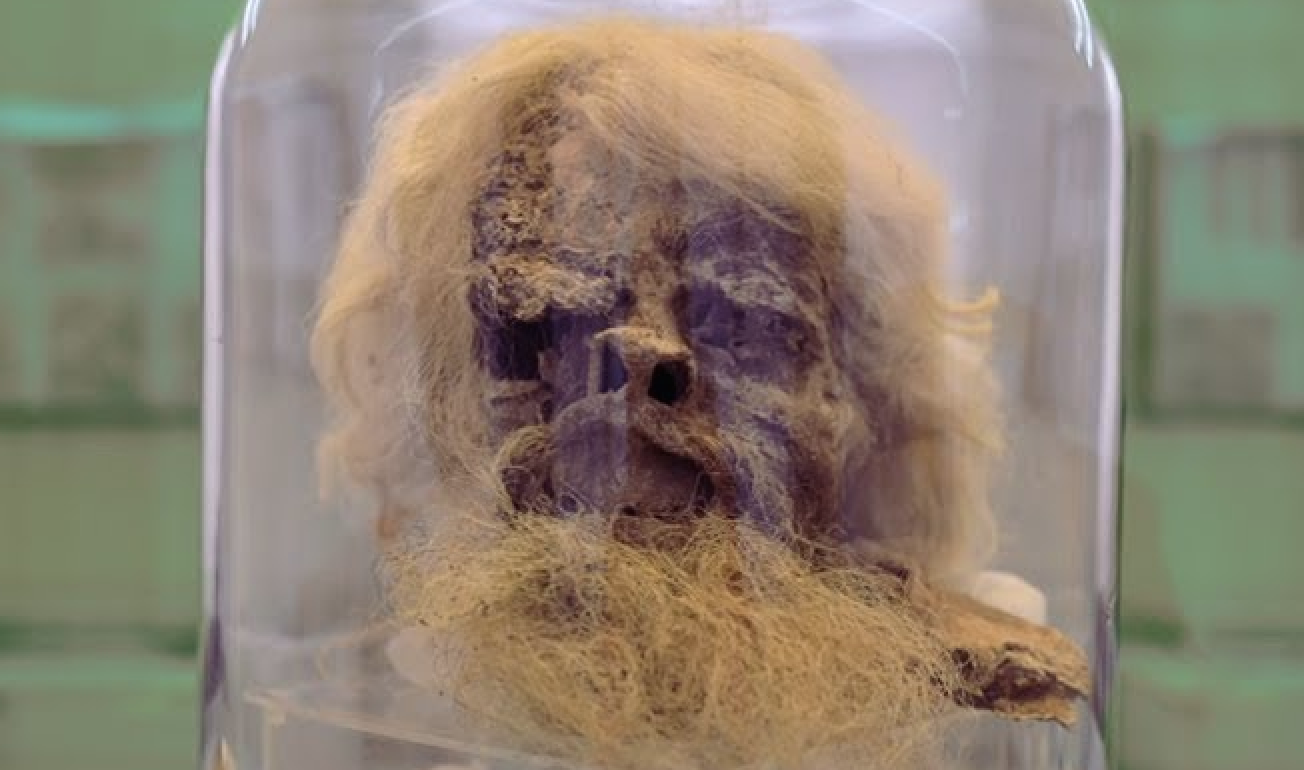Saranno restaurate le misteriose mummie di sale ritrovate nella provincia iraniana di Zanjan